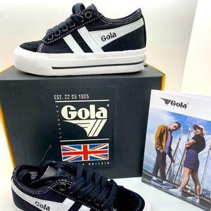 Gola- unisex suede/canvas sneakers